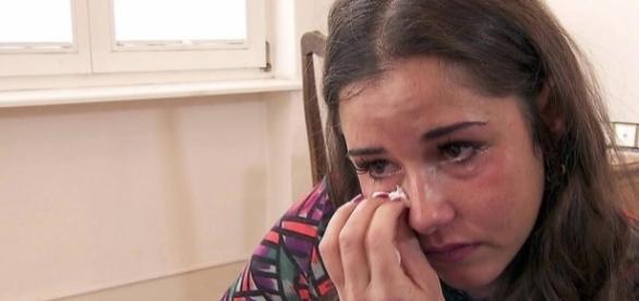 """Sarah Lombardi weint bittere Tränen - wegen """"Drang zur Kontrolle"""" - web.de"""