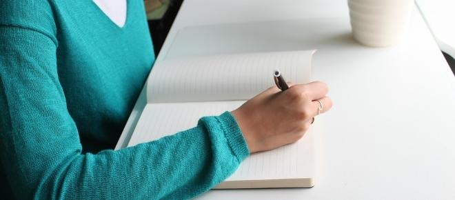 Is expressive writing a stress reliever? Experts believe so