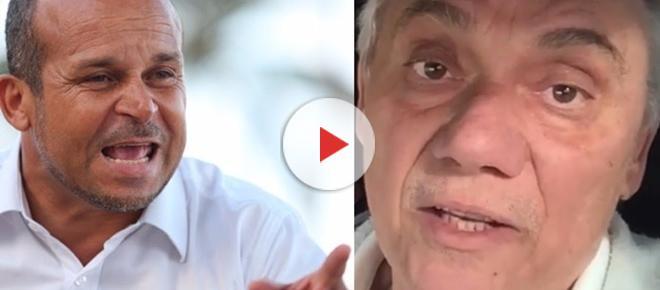 Vidente Carlinhos, que previu a morte de Marcelo Rezende, lamenta e deixa alerta