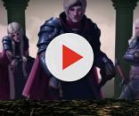 Animação da HBO conta história de Westeros. Foto; Reprodução/HBO