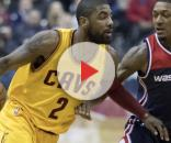 Kyrie Irving playing against the Washington Wizards, Flickr