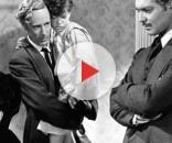 Viven Leigh, Leslie Howaard, Mickeu Kuhn e Clark Gable
