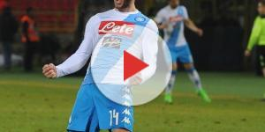 Calciomercato Napoli Mertens - ilnapolionline.com