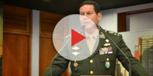 General do Exército, Antonio Hamilton Mourão
