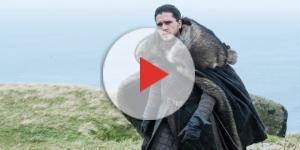 Jon Snow, uno dei protagonisti del Trono di Spade