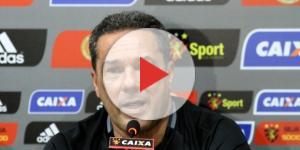 Luxemburgo fala sobre equipe do Flamengo após derrota do Sport