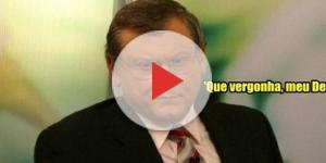 Milton Neves - Jornalista da Bandeirantes