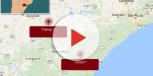 Terremotos atingem o Paraná - Google