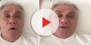 Vídeo de Marcelo Rezende acamado antes da morte é divulgado (Fotos: Captura de vídeo)