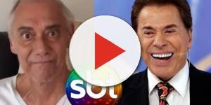 Datena revela que Silvio Santos queria Marcelo Rezende com ele