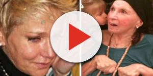 Xuxa tem que lidar com problemas de saúde da mãe