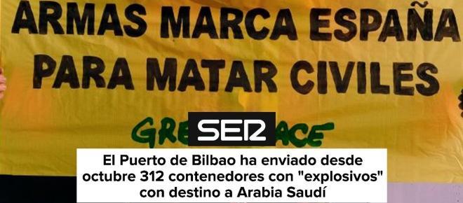 España: la venta de armas, Arabia Saudí y la hipocresía