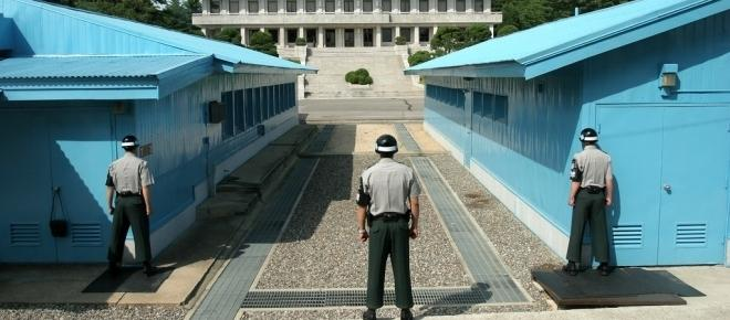 War with North Korea is not imminent, it's ongoing