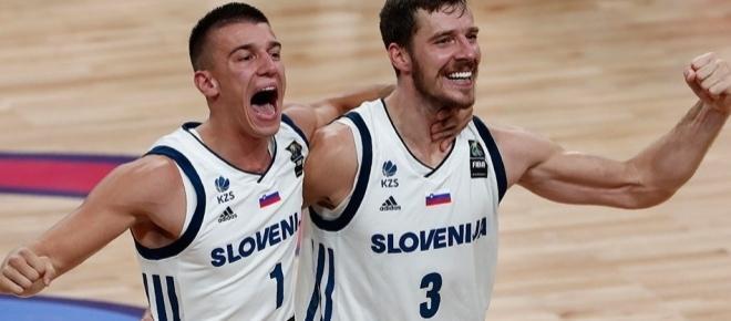 Eslovenia, campeones de Europa por primera vez en la historia del baloncesto