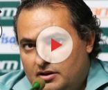 Alexandre Mattos é diretor de Futebol e responsável pelas contratações do Palmeiras