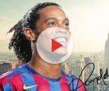 """Barcelona: Ronaldinho: """"El fútbol necesita gente como Messi"""" - AS USA - as.com"""