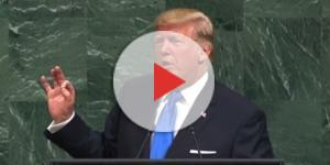 Donald Trump at the United Nations, via YouTube