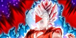 Goku Super Saiyajin Kioken x 20.