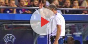 Juventus: Higuain e il gestaccio ai tifosi del Barça