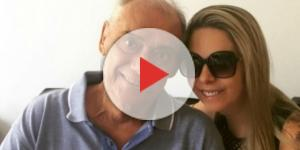 Luciana Lacerda, namorada de Marcelo Rezende, pode ter direito à herança em testamento