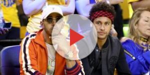 Neymar et Hamilton, le style avant tout !