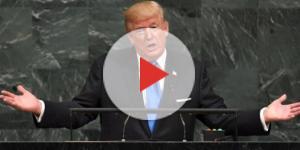 Trump disse que o seu país vem em primeiro lugar