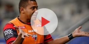 Walter - Atacante do Atlético-GO