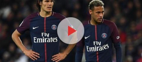 Cavani et Neymar, clash entre les deux stars du PSG !