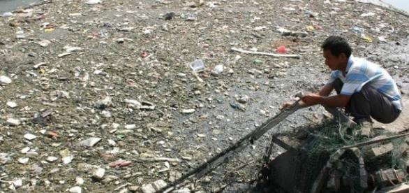 Las gigantescas islas de basura que flotan en nuestros océanos ... - 20minutos.es