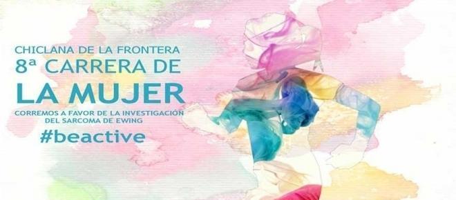 8ª carrera solidaria a favor de la investigación del cáncer en Chiclana