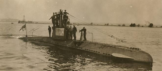 German WWI submarine found off Belgian coast with all 23 crew on board