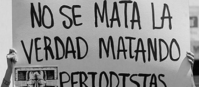 Juan Carlos Hernández Ríos es el último periodista asesinado en México
