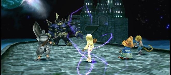 'Final Fantasy 9' available on the PlayStation 4