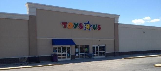 Toys 'R' Us files Chapter 11 bankruptcy protection