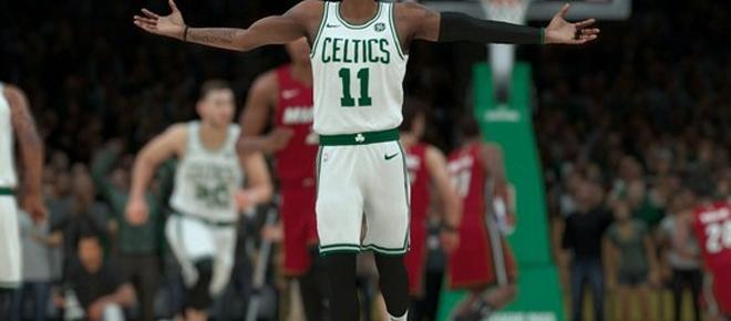2K Sports temporarily discourages MyCareer mode game play for NBA 2K18
