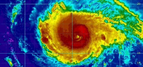Irma moving across the Atlantic - Wikimedia Commons
