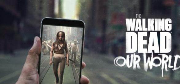 'The Walking Dead: our world', AMC annuncia il nuovo gioco di realtà aumentata.
