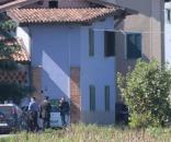 La casina dove è stata violentata l'assistente
