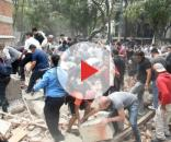 Immagine TG COM 24 - Il Messico trema ancora, un terremoto disastroso