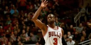 Dwyane Wade does not want to talk about a reunion with the Miami Heat -- NBA via YouTube