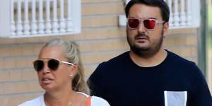 La crisis de Belén Esteban y su novio.