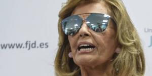 María Teresa Campos y su vuelta al trabajo.