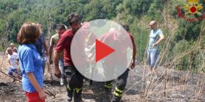 Calabria, anziano cade in un burrone e muore (foto di repertorio)