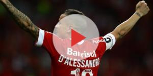 D'Alessandro - Jogador do Internacional
