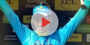Fabio Aru, alla sua ultima stagione nella Astana