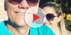 Filhos de Marcelo Rezende apagam fotos de Luciana com o apresentador