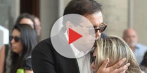 Geraldo Luis ficou triste com situação de Luciana Lacerda