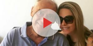 Namorada de Marcelo Rezende é humilhada pela família do apresentador