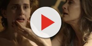 Ivan desmascara a sua mãe na novela (Foto: Divulgação/TV Globo)