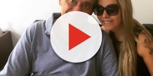 Marcelo Rezende e Luciana Lacerda estavam juntos desde fevereiro